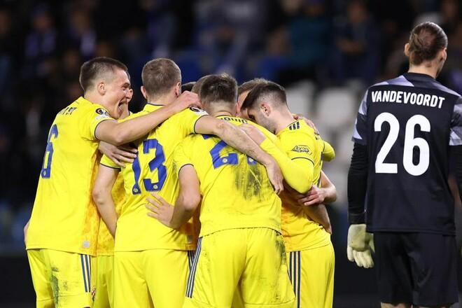 Генк – Динамо Загреб – 0:3. Видео голов и обзор матча