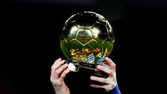 Вскоре назовут претендентов на Золотой мяч. Награждение - в ноябре