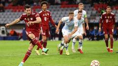 Бавария – Динамо – 5:0. Кошмар в Мюнхене. Видео голов и обзор матча