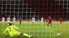 Разгрома избежать не удалось. Динамо в Мюнхене без шансов проиграло Баварии