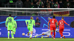 Вольфсбург – Севилья – 1:1. Ракитич спас гостей. Видео голов и обзор матча