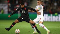 РБ Зальцбург – Лилль – 2:1. Австрия в лидерах. Видео голов и обзор матча