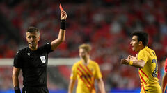 Дальше - Динамо. Барселона не выигрывает в Лиге чемпионов 5 матчей