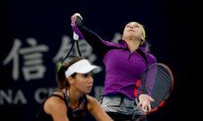 Надежда Киченок выбыла из парного разряда турнира в Чикаго