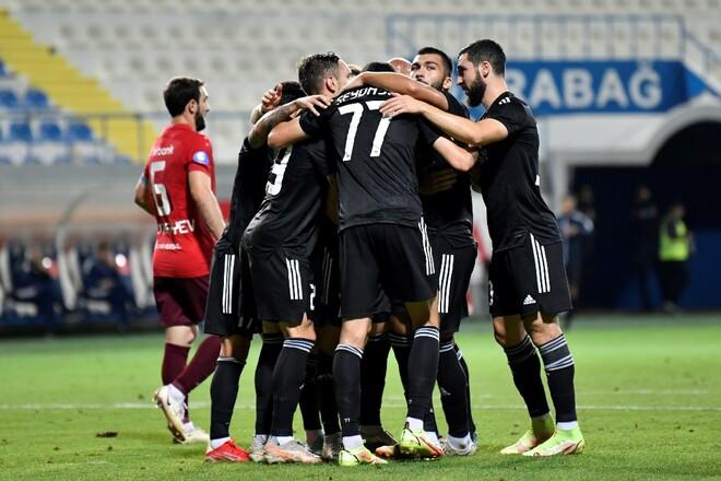 Омония – Карабах – 1:4. Видео голов и обзор матча