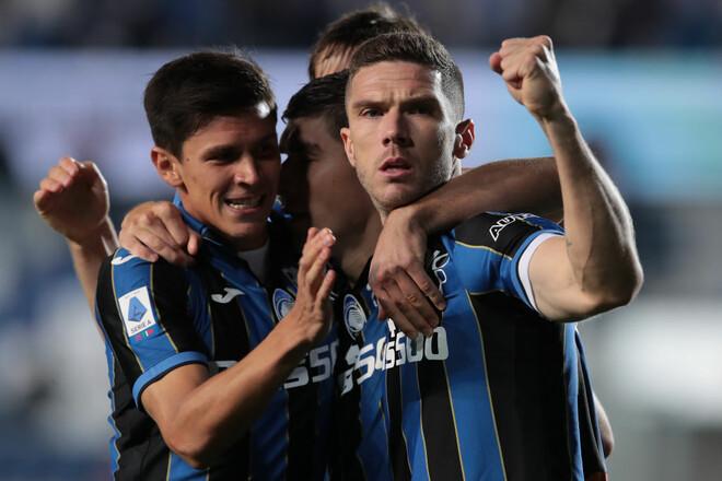 Где смотреть онлайн матч чемпионата Италии Аталанта – Милан