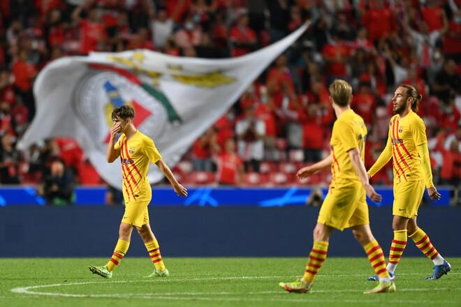 Атлетико - Барселона. Прогноз и анонс на матч Ла Лиги
