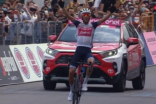 Велоспорт. Нибали одержал первую победу за два года