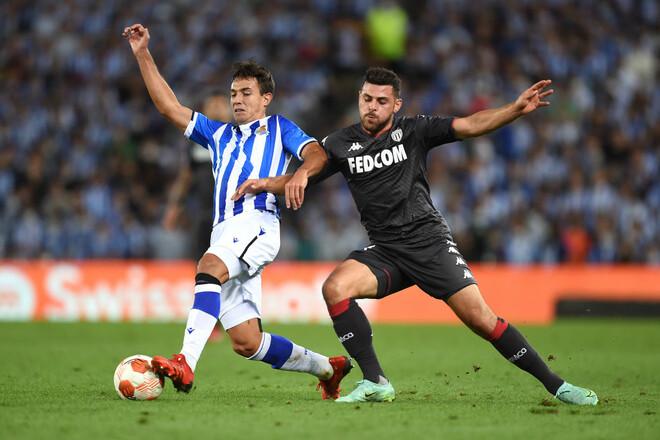 Штурм – ПСВ – 1:4, Реал Сосьедад – Монако – 1:1. Видео голов и обзор матча
