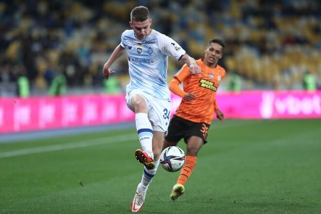 Динамо – Шахтер – 0:0. Текстовая трансляция матча