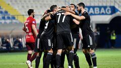 Омонія – Карабах – 1:4. Відео голів та огляд матчу