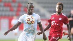 Два игрока Динамо - в символической сборной тура Юношеской лиги УЕФА