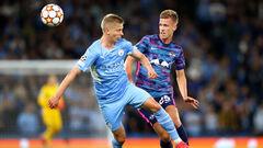 Манчестер Сити ждет возвращение Зинченко после матчей сборных