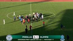 ВИДЕО. Махач после игры. Игроки и тренеры Подолья и Олимпика устроили драку
