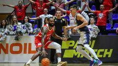 Киев-Баскет одержал победу над Николаевом, проигрывая25 очков по ходу