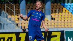 Футболіст Миная: «Багато хто в команді засмутився через відставку Кобіна»