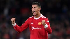 Роналду остался в запасе Манчестер Юнайтед на матч с Эвертоном