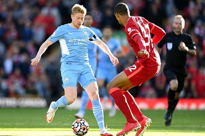 Ливерпуль – Манчестер Сити – 2:2. Текстовая трансляция матча