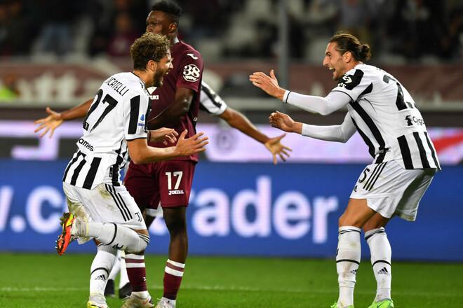 Торино – Ювентус – 0:1. Видео гола и обзор матча
