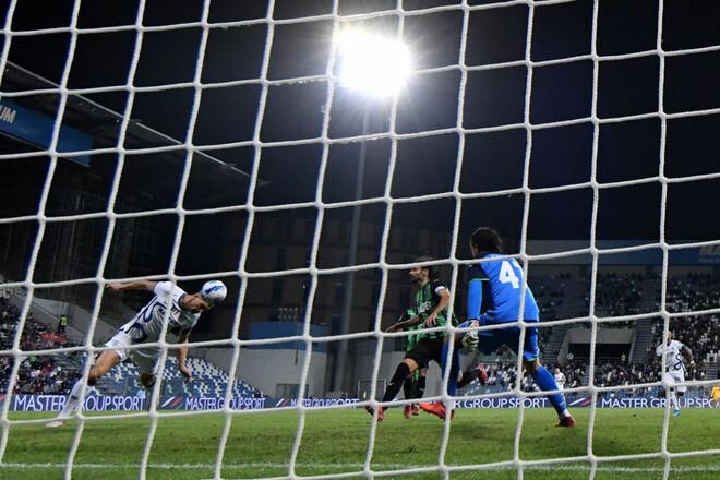 Сассуоло – Интер – 1:2. На характере. Видео голов и обзор матча