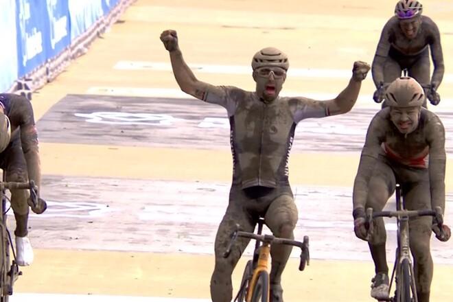 Велоспорт. Кольбрелли выиграл драматичную Париж – Рубэ-2021