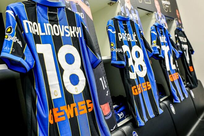Малиновский выйдет в основе на матч Аталанты против Милана