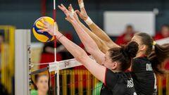 Орбита и Прометей возглавили турнирную таблицу женской Суперлиги