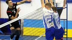 Юракадемия и Днепр начали с побед новый сезон мужской Суперлиги