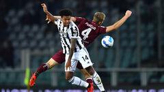 Тяжелая победа. Ювентус обыграл Торино в туринском дерби