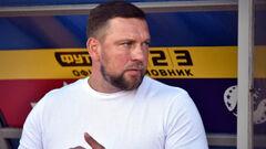 Александр БАБИЧ: «Поступил звонок из Кривбасса. Это было неожиданно»