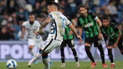 Интер одержал волевую победу в матче с Сассуоло