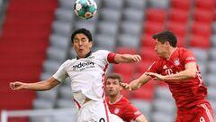 Бавария – Айнтрахт Ф. Прогноз и анонс на матч чемпионата Германии
