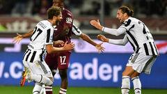 Торіно – Ювентус – 0:1. Відео голу і огляд матчу