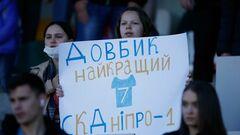 Эффектный гол Довбика, новый наставник для Кривбасса, лучшие семерки