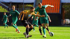 Первая лига. Альянс обошел Кривбасс и вышел на 2-е место
