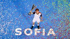 Монфис не смог выиграть титул на турнире в Софии
