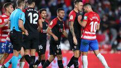 Севилья сенсационно проиграла Гранаде в чемпионате Испании