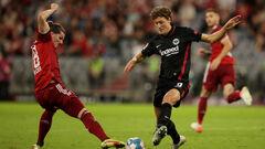 Бавария – Айнтрахт – 1:2. Видео голов и обзор матча