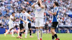 Эспаньол – Реал Мадрид – 2:1. Видео голов и обзор матча