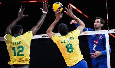 Определился состав групп чемпионата мира 2022 года по волейболу