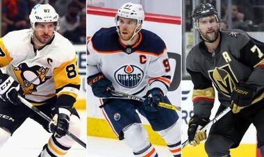 Кросби в списке. Канада назвала трех игроков состава на Олимпиаду