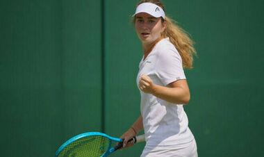 Снигур стартовала с победы на 25-тысячнике ITF во Франции