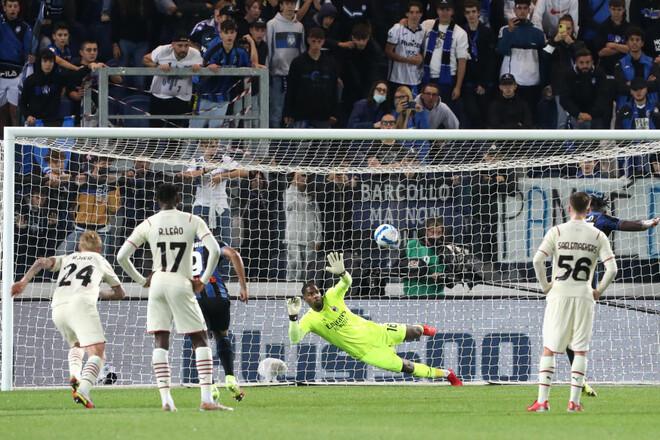 Аталанта – Милан – 2:3. Видео голов и обзор матча