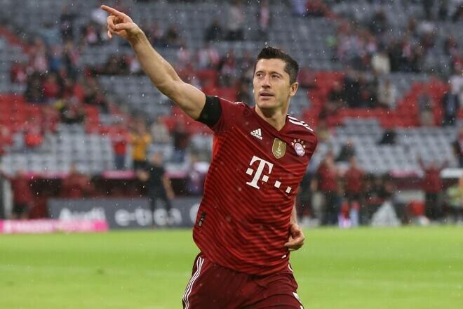 Левандовски готов подписать новый долгосрочный контракт с Баварией