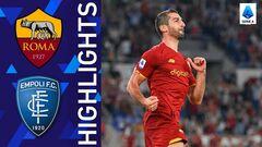 Рома – Эмполи – 2:0. Видео голов и обзор матча