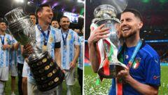 УЄФА і КОНМЕБОЛ створюють новий трофей. Аргентина і Італія розіграють титул