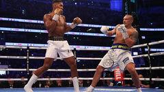 ГАССИЕВ: «Поздравляю Усика с победой. Сейчас он в топ-3 боксеров мира»
