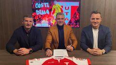 Екс-захисник Десни підписав контракт з клубом із Румунії