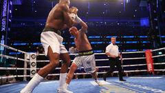 Тони БЕЛЛЬЮ: «Я никогда не считал себя таким же умелым бойцом, как Усик»