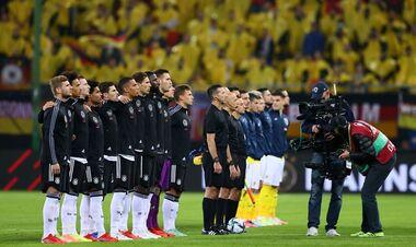 Германия – Румыния – 2:1. Текстовая трансляция матча
